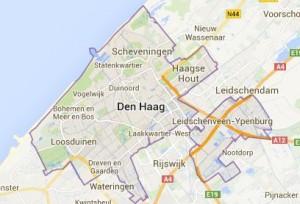 Map van Den Haag